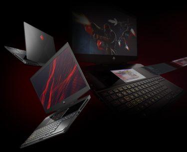 ゲーミングノートもデュアルスクリーンの時代!日本HPからOMEN X 2S 15登場